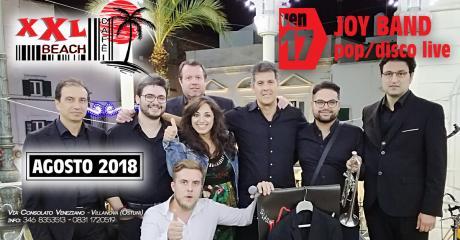 Joy Band at XXL Beach Cafe