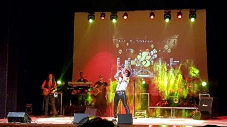 Gli Off The Wall, tribute band Michael Jackson, volano a Cittaducale (RI)