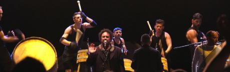 Enzo Avitabile e I Bottari in concerto a Carovigno