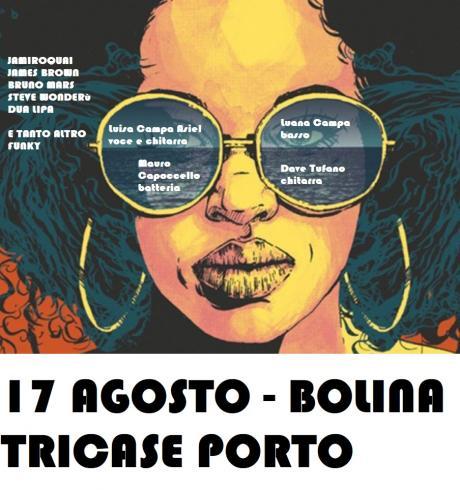 Funky Jungle live at Bolina, Tricase Porto