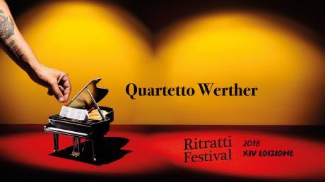 Ritratti 2018 #8 - Quartetto Werther