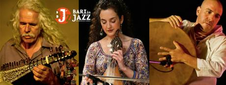 BARI IN JAZZ - LABYRINTH AND FRIENDS