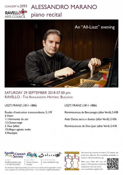 """An """"All-Liszt"""" evening"""