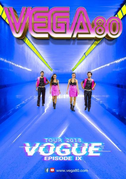 Grande Festa con Vega80 e poi dj set, sabato 1 settembre a la'nchianata di Torricella.