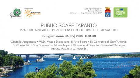 Public Scape Taranto