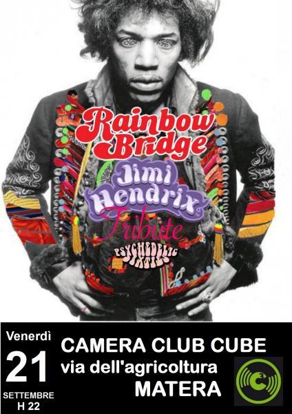 Rainbow Bridge in concerto - A Jimi Hendrix Tribute