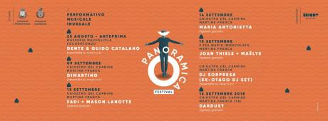 """Panoramica Festival 2018 presenta Maria Antonietta in """"Le imperdonabili"""" - Letture di poesie dall'eternità e alcune canzoni"""
