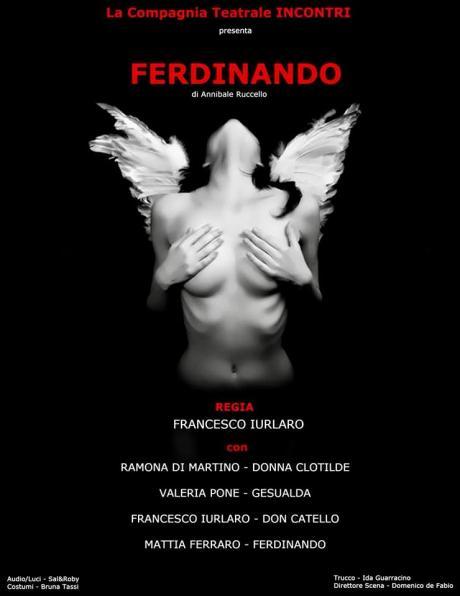 """""""Ferdinando"""" di Annibale Ruccello"""