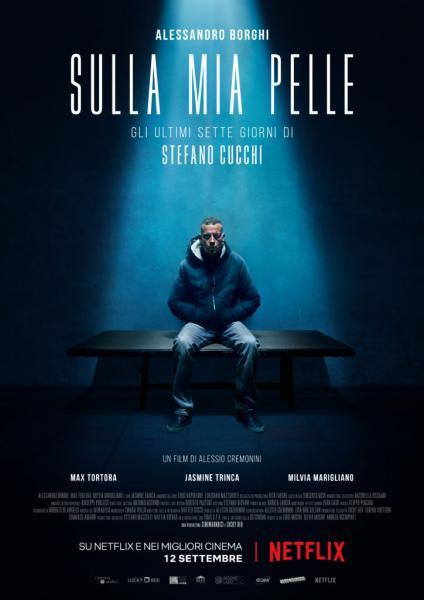 SULLA MIA PELLE Il film evento in esclusiva al VIGNOLA di Polignano a Mare. La cronaca di una discesa agli inferi che rivela le storture del nostro sistema democratico.