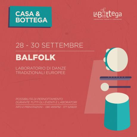 CASA&BOTTEGA Balfolk