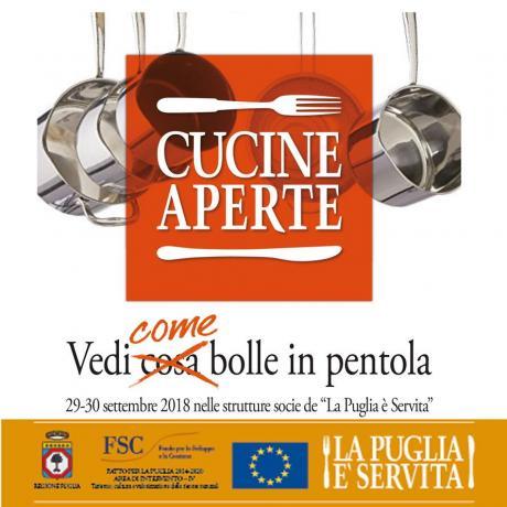 Cucine Aperte 2018