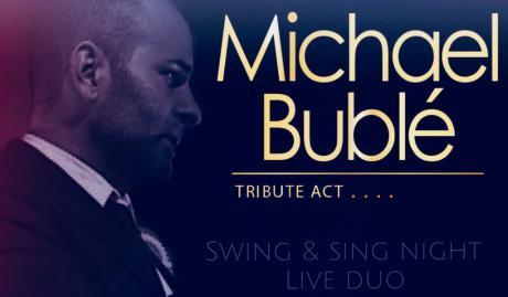 Michael Bublè - tribute act live duo a Corato!