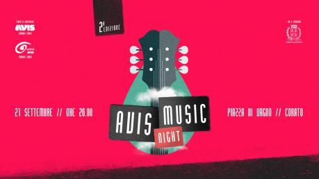 Avis Music Night - II edizione