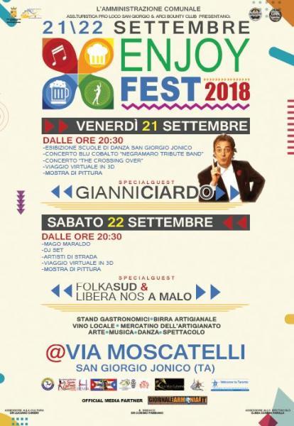 ENJOY FEST 2018