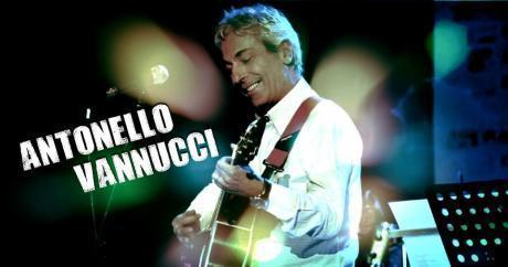 L'AperiSpritz del Venerdi presenta: Antonello Vannucci