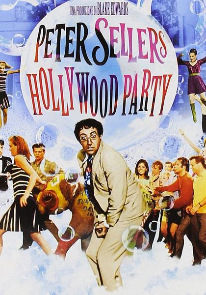 HOLLIWOOD PARTY con Peter Sellers