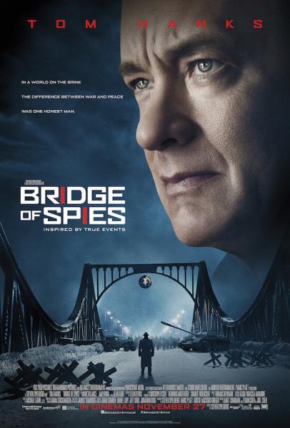 BRIDGE OF SPIES (film in lingua originale sub ita)