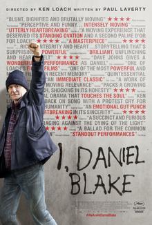 """""""I, Daniel Blake"""" (film in lingua originale sub ita)"""