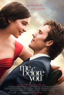 """""""ME, BEFORE YOU"""" (film in lingua originale sub ita)"""