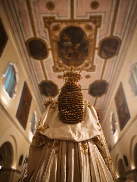 Sotto un cielo di santi: alla scoperta del Carmine di Bitonto