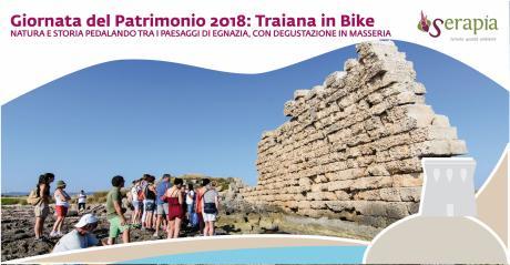 Giornate del Patrimonio 2018_Egnazia: Traiana in Bike