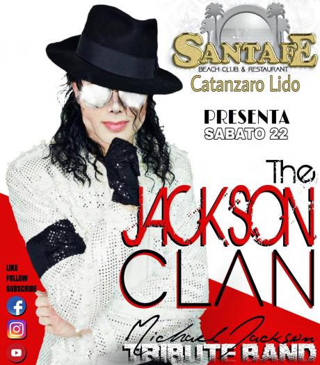 The JACKSON CLAN Live@ Santafe - Catanzaro Lido