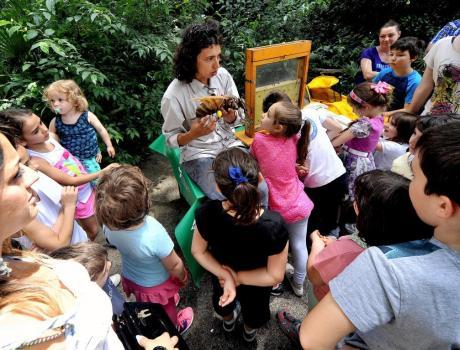 Incontri di natura al Bioparco di Roma