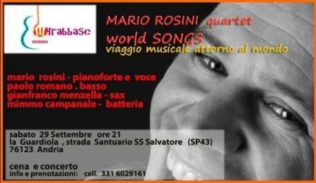 Mario Rosini Quartet