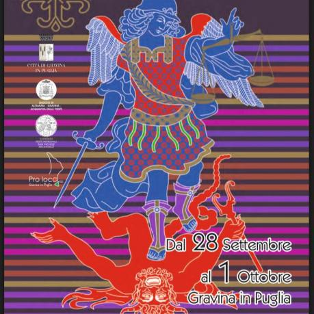 Calendario Feste Patronali Puglia.Il Tacco Di Bacco