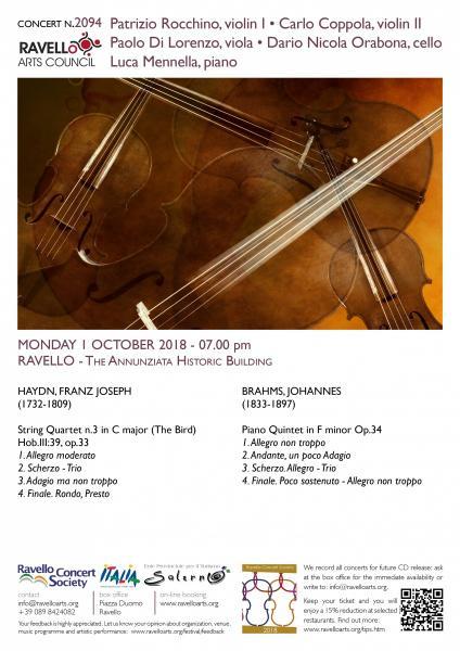 HADIMOVA piano quintet