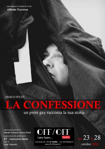LA CONFESSIONE - un prete gay racconta la sua storia
