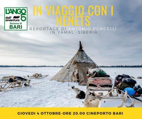 In viaggio con i Nenets - Yamal SIBERIA