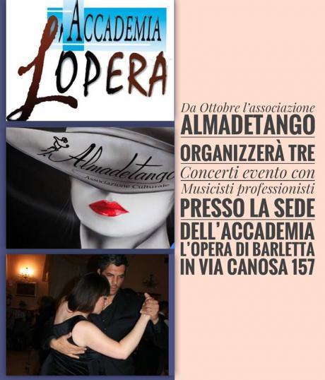Tango all'Opera