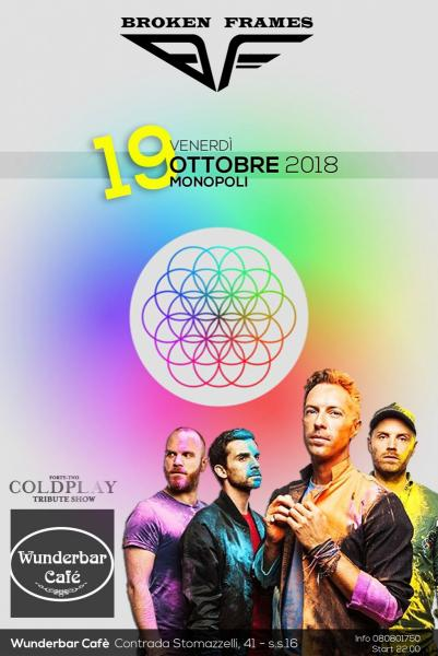 42 COLDPLAY TRIBUTE SHOW