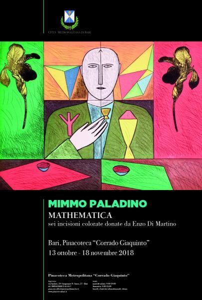 Mimmo Paladino Mathematica