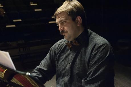 Stagioni Agìmus 2018 (autunno) - Recital del pianista Benedetto Boccuzzi