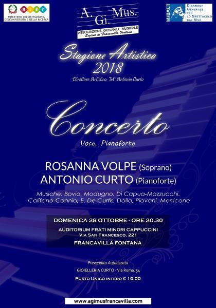 Concerto per Voce e Pianoforte