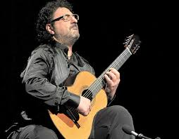 Recital del chitarrista   ANIELLO  DESIDERIO
