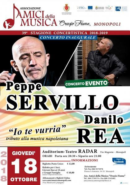 Peppe Servillo & Danilo Rea