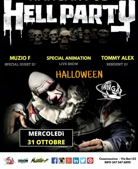 | Notte di Inferno | Halloween Party |