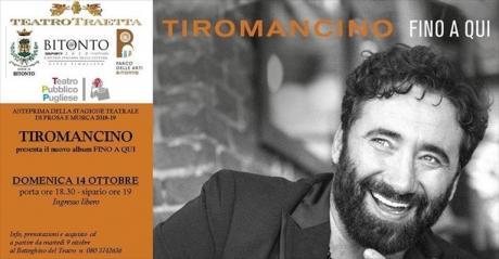 """Tiromancino in """"Fino a qui"""""""