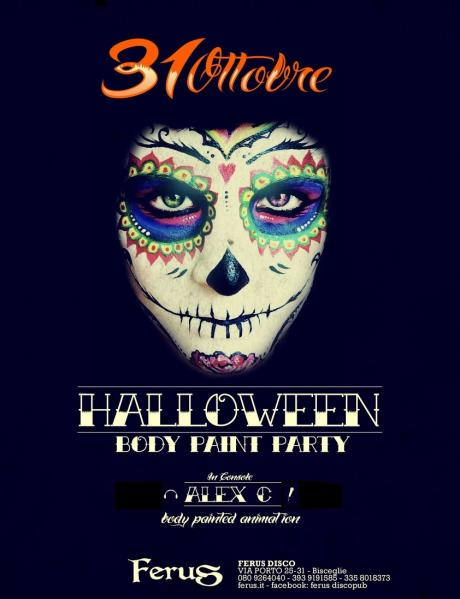HALLOWEEN CRAZY PARTY @ FERUS