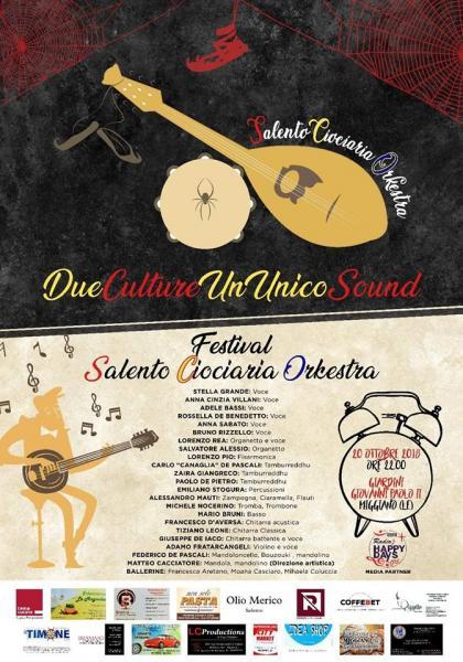 Salentociociaria Orchestra in concerto a Miggiano