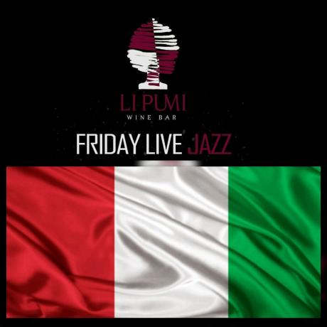FRIDAY LIVE JAZZ- Stefania Carati Trio
