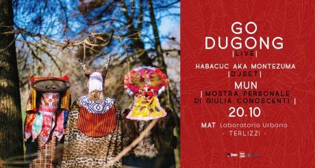 Go Dugong - Live w/band - MAT laboratorio urbano