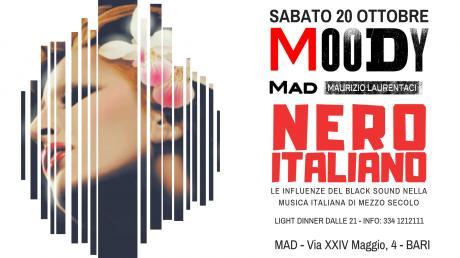 Moody [Nero Italiano]