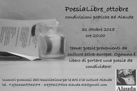 PoesiaLibre_ottobre