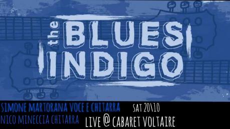 The Blues Indigo live - Simone Martorana e Nico Mineccia