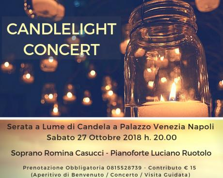 Palazzo Venezia Candlelight Concert