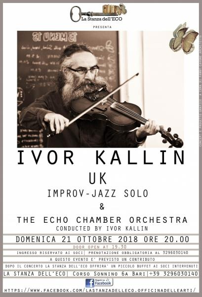 IVOR KALLIN & the Eco Chamber Orchestra